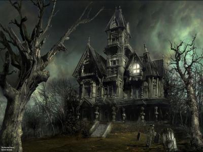 casa encantada